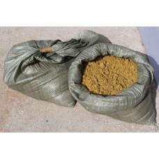 Песок строительный 35кг для стяжки пола