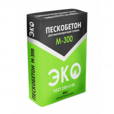 Пескобетон М-300 ЭКО 40кг