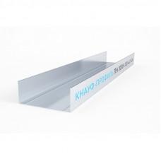 Кнауф Профиль ПН направляющий 100х40х0,6мм (3м)