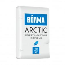 Шпаклевка гипсовая финишная ВОЛМА Arctiс 20кг