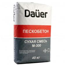 Пескобетон Дауер м-300 40кг