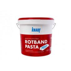 Кнауф Ротбанд паста готовая шпаклевка виниловая 18кг