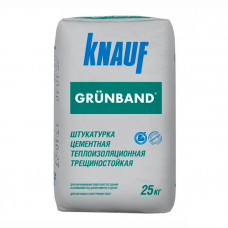 Кнауф Грюнбанд фасадная штукатурка 25кг