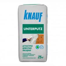 Кнауф Унтерпутц цементная штукатурка 25кг
