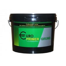 Грунтовка Гермес EURO PRIMER универсальный глуб.проник 10л