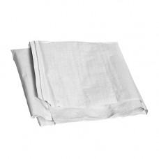 Мешки плетеные для мусора (белые)