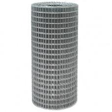 Сетка ячейка 10х10х0,5 длина 1х15м оцинкованная