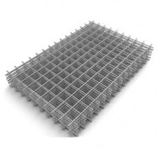 Сетка сварная 110х110х2,5мм, карты (1,5 х 2) метра