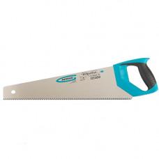 Ножовка по дереву Gross Piranha 3D двух компонентная рукоятка 7.8 tpi 400 мм