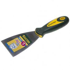 Шпатель KRAFTOOL двух компонентная ручка нерж. полотно 75мм